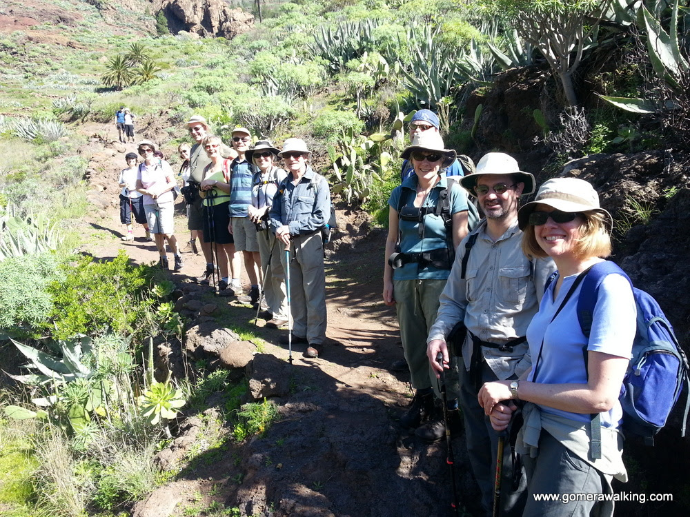 Gomera Walking