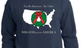 Buy Your Wreaths Across America Merchandise