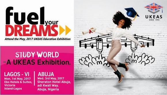 UKEAS Study World International Education Fair - Kick-start Your Overseas Study