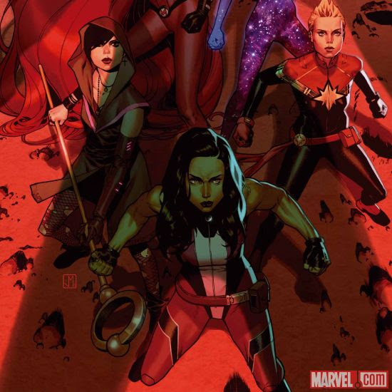 http://marvel.com/news/comics/25989/music_to_marvel_by_a-force