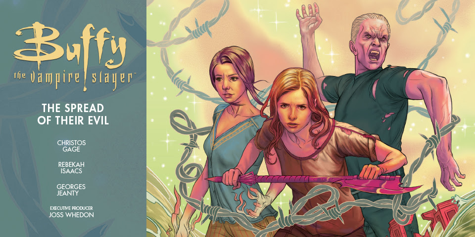 Buffy the Vampire Slayer: Season 11 Volume 1