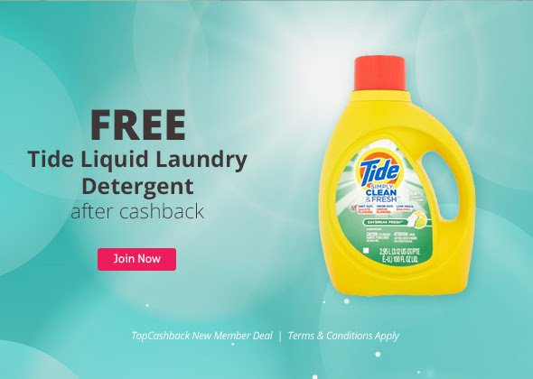 FREE Tide Simply Clean &am...