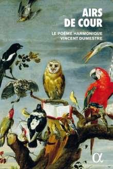 Le Poeme Harmonique - Airs de Cour (1560-1650), 2 CDs