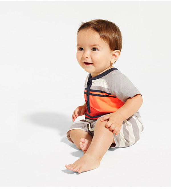 Save an extra 40% on already reduced Baby Boy sale styles!