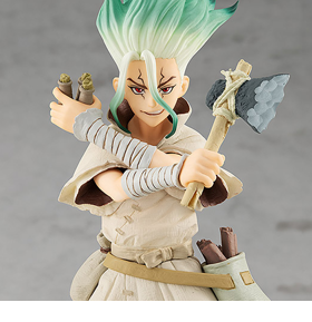 Dr. Stone Pop Up Parade Senku Ishigami