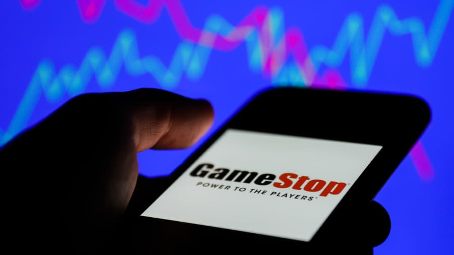 GameStop shares are soaring right now - are the Reddit darlings staging a comeback?