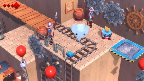 The Yono and the Celestial Elephants game is a grand adventure, featuring carefully designed puzzles ...