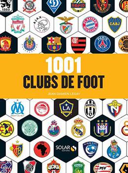 Couverture : 1001 clubs de foot