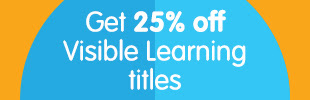 Get 25% off Visible Learning titles