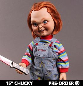 Child's Play Sneering Chucky Talking Doll