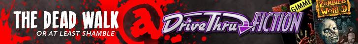 Dead Walk at DriveThruFiction