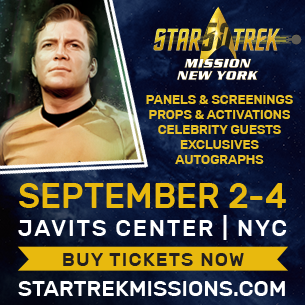 Star Trek Mission New York