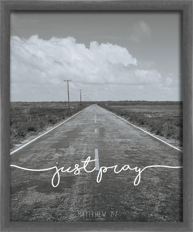 Just pray road