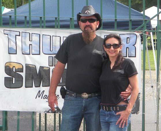 Chris and Lori May 2011