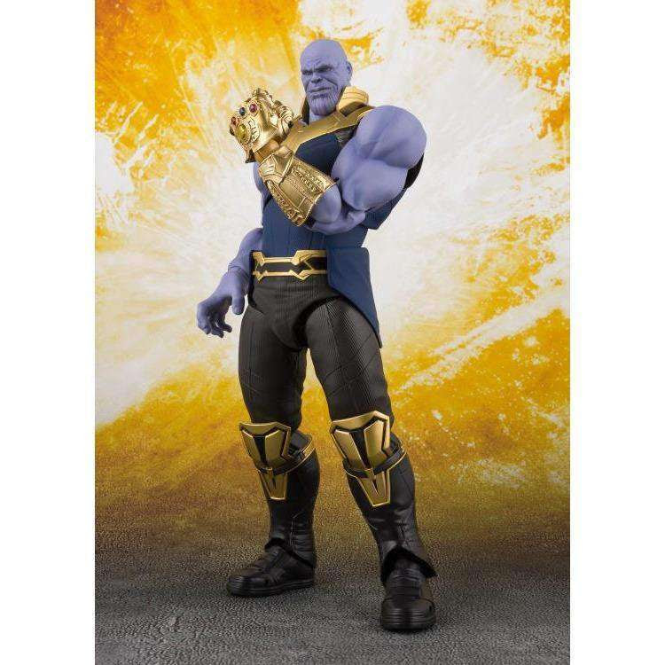 Image of Avengers: Infinity War S.H.Figuarts Thanos
