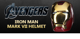 IRON MAN MARK VII HELMET