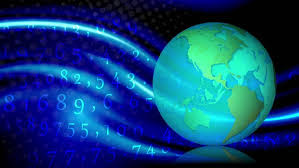 Earth On Random Numbers Background, Stock Footage Video (100% Royalty-free)  27460087 | Shutterstock