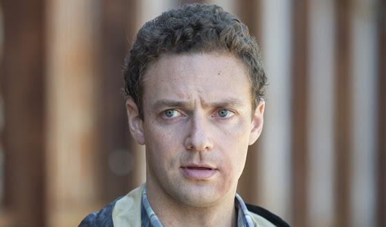 Can We Trust Aaron?Exclusive Interview With Aaron (Ross Marquand)