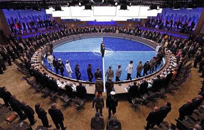 Sede de la OTAN, Bruselas.