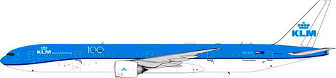 Boeing 777-300ER KLM PH-BVR,'100 Years' | is due: October 2019
