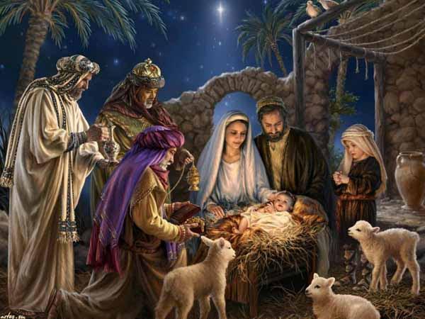 Image result for фото рождение христа
