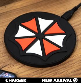Resident Evil Charging Matz Wireless Charging Device