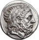 Remarkable Philip II tetradrachm