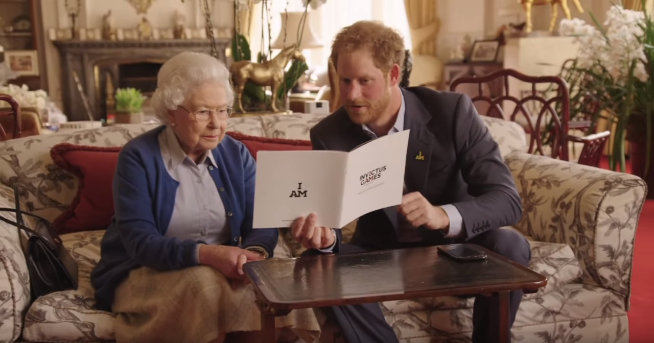 Queen Elizabeth, Barack Obama and Prince Harry Telegraph Nuclear Destruction (Video)