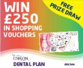 Advert for UNISON Dental Plan