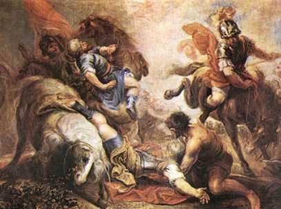 Nawrócenie św. Pawła