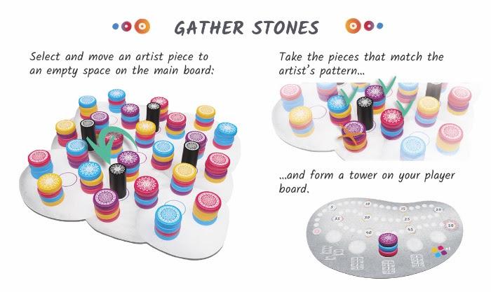 Mandala Stones explicación 1