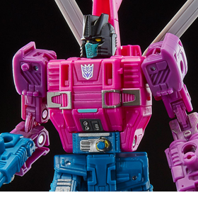 Transformers War for Cybertron: Siege Deluxe Spinister