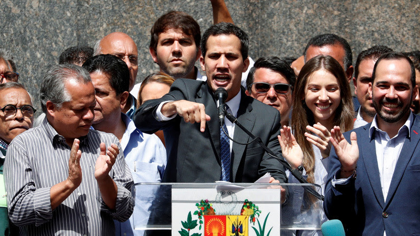 Guaidó anuncia la sexta 'fecha decisiva' en Venezuela mientras mengua su apoyo en la oposición