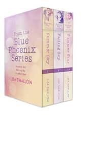 Blue Phoenix Series Box Set by Lisa Swallow