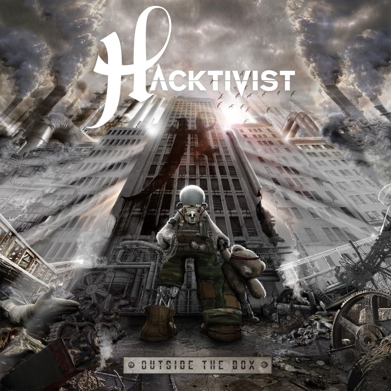 hactivist cover art