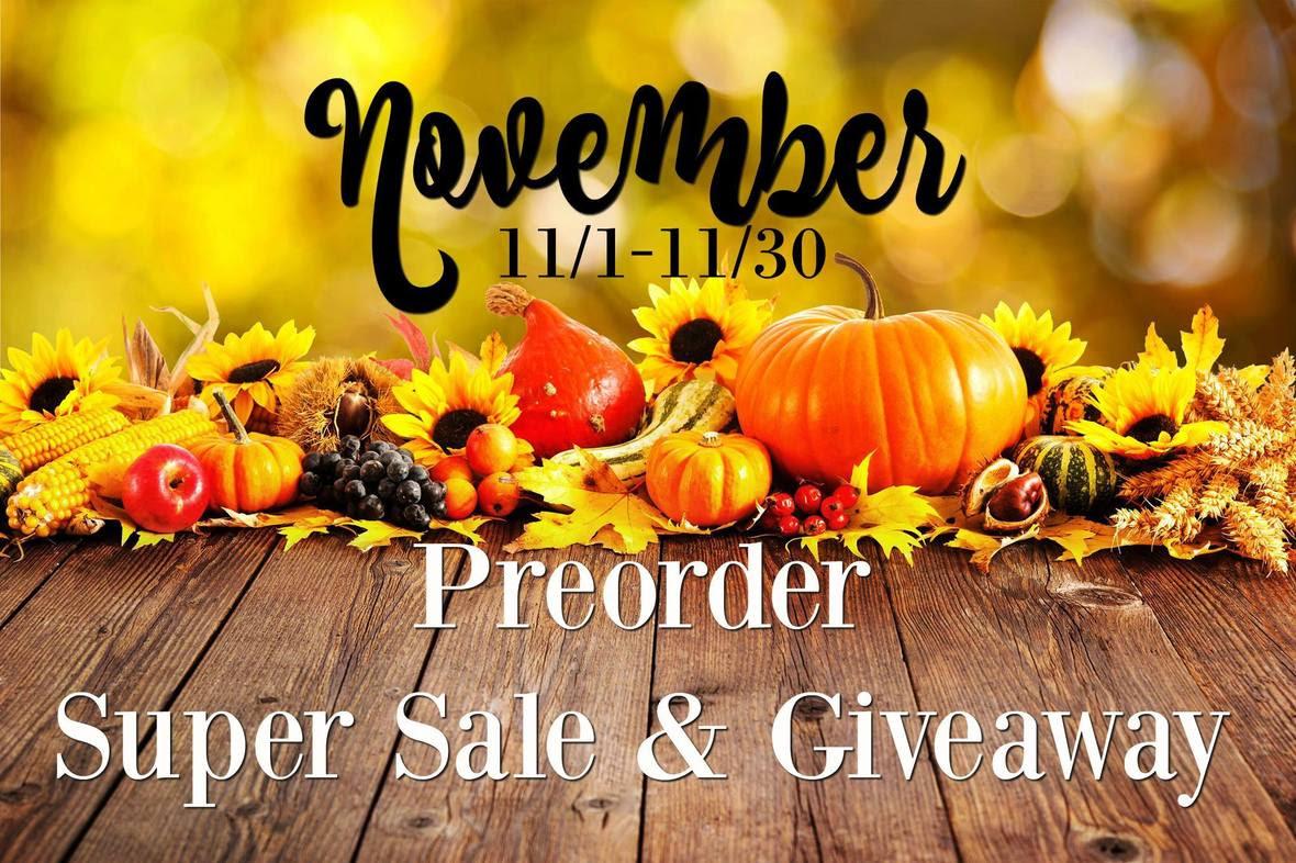 November Preorder Promotion