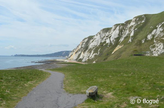 Samphire Hoe & Cliffs