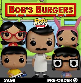 BOB'S BURGERS POP!