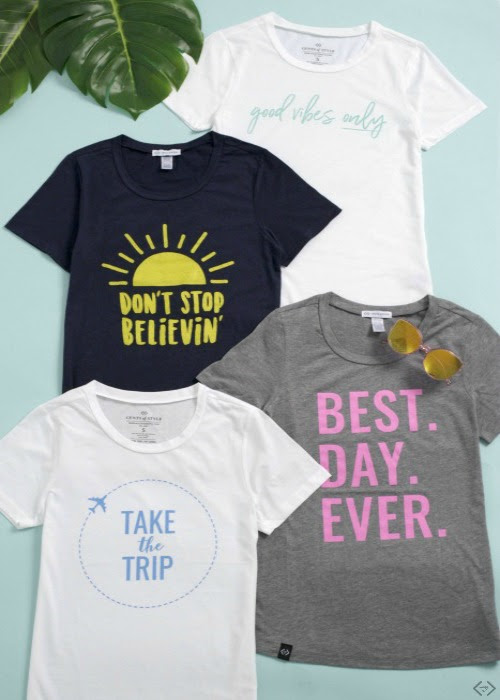 31a358dd2 One Momma Saving Money: Summer Graphic Tees- ONLY $16.95 + FREE Shipping