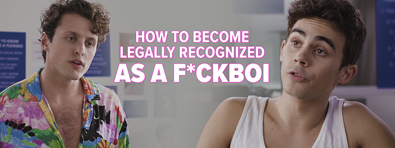 How To Become Legally Recognized As A F*ckboi