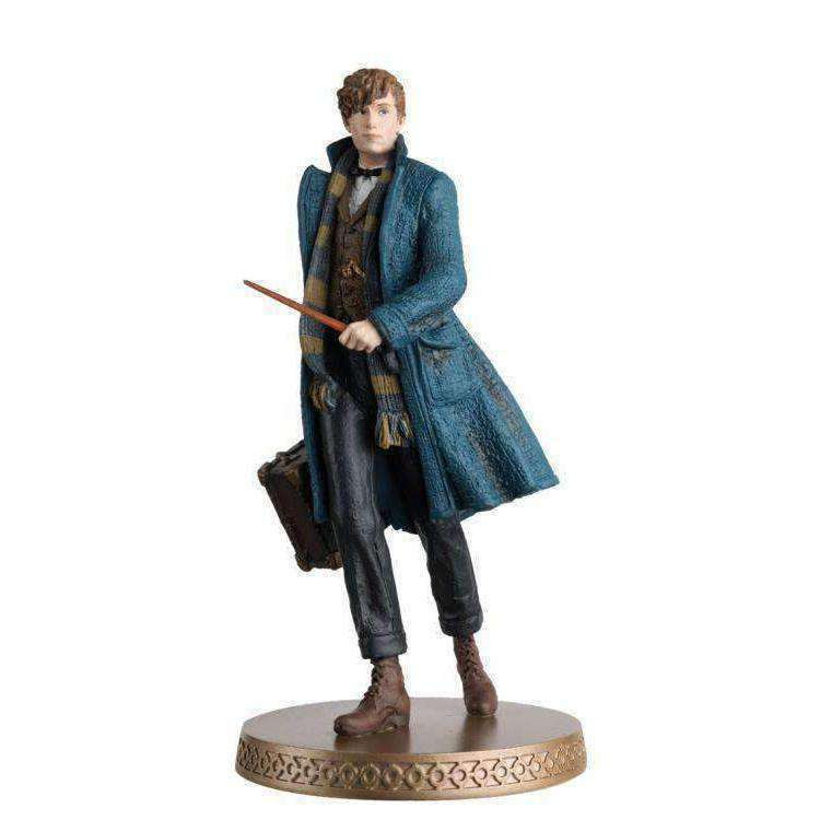 Image of Fantastic Beasts Wizarding World Figurine Collection #4 Newt Scamander - MARCH 2019