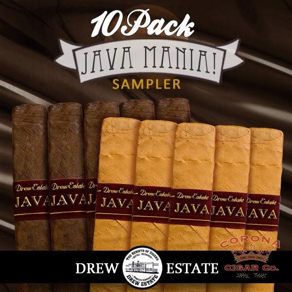 Image of Java Mania! Cigar Sampler