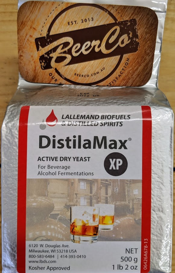 DistilaMax® XP - Lallemand Craft Distilling - NEW!