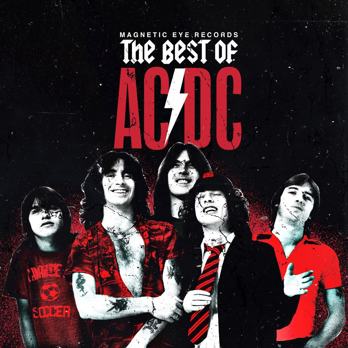 """Cover """"Best of AC/DC"""" [Redux]"""