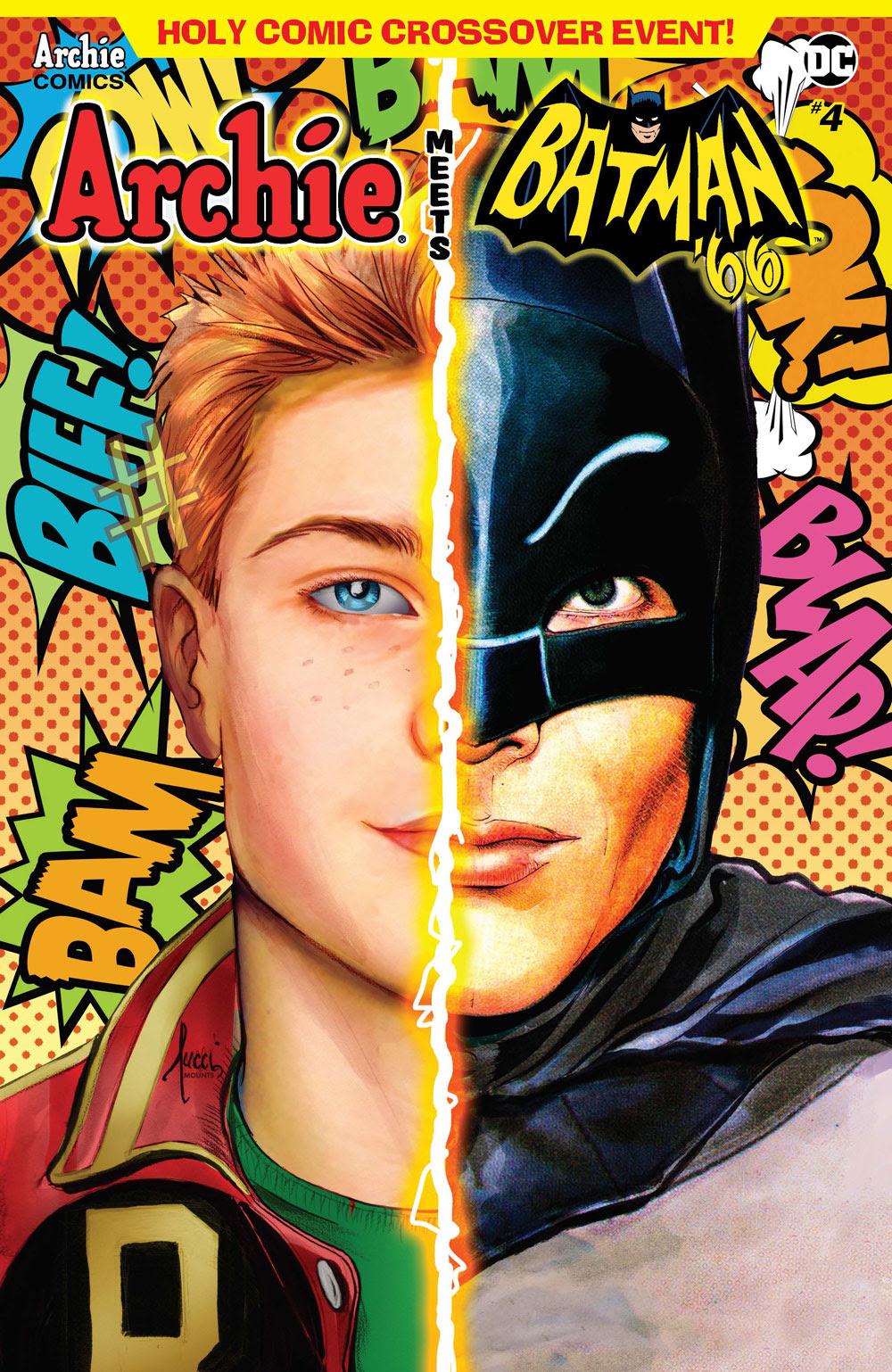 Archie Meets Batman '66 #4: CVR E Tucci
