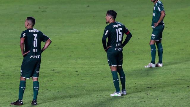 Palmeiras vence CRB com gol de Willian e larga na frente na Copa do Brasil