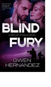 Blind Fury by Gwen Hernandez