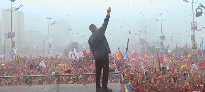 La battaglia è comune La difesa del Venezuela bolivariano è la difesa anche dei nostri diritti