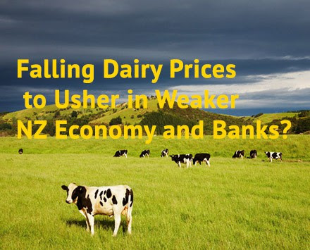 Falling Dairy Prices