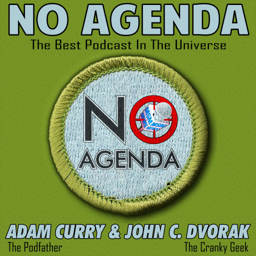 Picture of No Agenda Patch